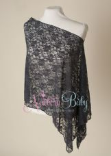Lacey One Sleeve Cape - 3 colours
